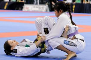 Who knows? Brazilian jiu-jitsu might be the next sport I pick up.