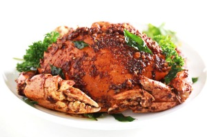 Diamond Kitchen - Gan Xiang Crab