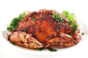 Diamond Kitchen - Gan Xiang Crab