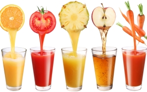 Do you have any idea how much sugar is in packaged fruit juices?