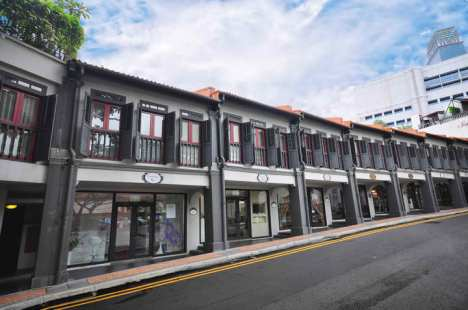 Beauty Empire is located at The Scarlet Hotel, just round the corner from Ann Siang Hill.