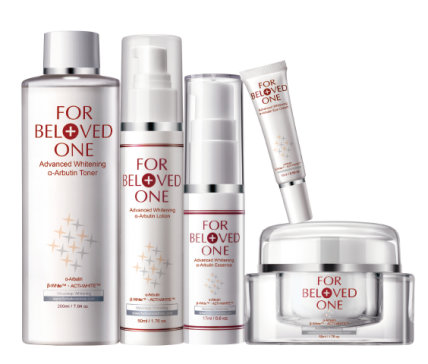 For Beloved One Advanced Whitening α-Arbutin series