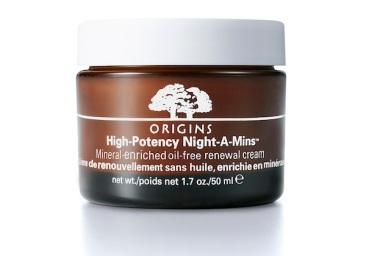 High Potency Night A Mins Mineral-enriched Oil-free Renewal Cream