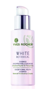 Yves Rocher White Botanical Exceptional Youth Essence, $60
