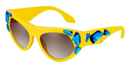 Prada, available at Prada boutiques and selected optical stores