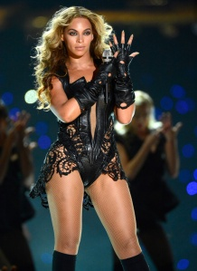"""Give me my lemon cleanse or I ain't performing for no Super Bowl,"" we imagine  Beyoncé would say."