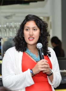 Yasmine Khater, Chief Fearless Officer at Transpiral