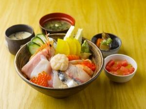 Sushi Kou - Special Kaisen Don Set