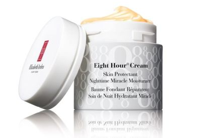 Elizabeth Arden Eight Hour Cream Skin Protectant Nighttime Miracle Moisturizer, $57 for a 50ml jar