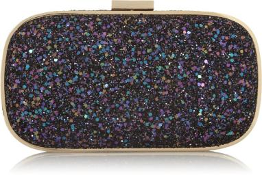 Clutch, Anya Hindmarch, available at THEOUTNET.COM
