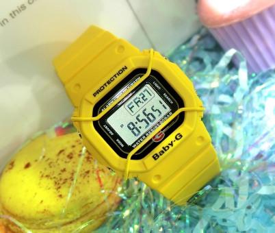 Watch, Casio Baby-G