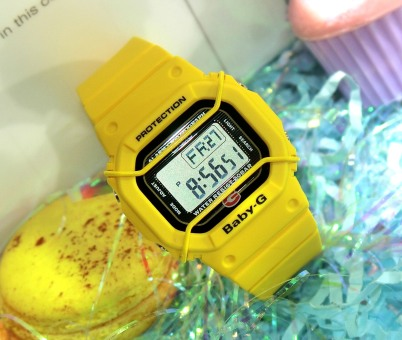 Watch, Casio Baby-G