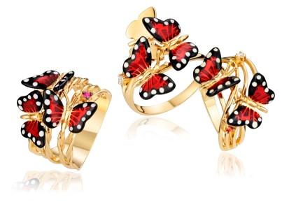 Rings, Goldheart