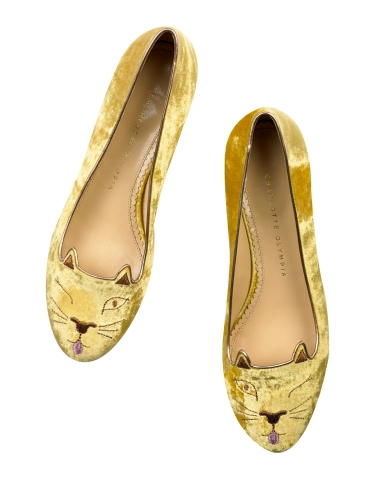 OP Exclusive_Charlotte Olympia_SS14_Cheeky Kitty_SGD1090