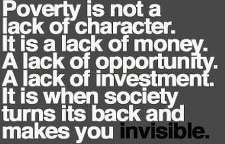 material world_poverty quote