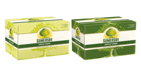 We have 2 cartons of Somersby Apple Cider and 2 cartons of Somersby Pear Cider to give away!