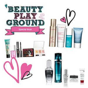tangs beauty play ground