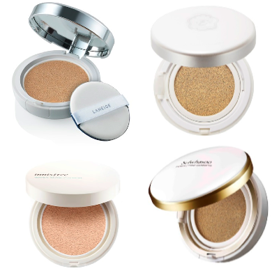 Win a hamper containing cushion foundations from all 4 Amorepacific brands worth $199.