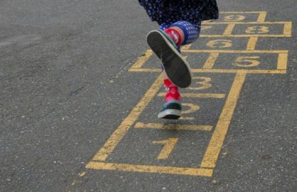job hopping hopscotch
