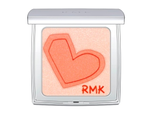 RMK Matte Shiny Cheeks in 02 Bright Orange, $79 (Psst, if you have yellow under tones, this shade will immediately brighten up your skin tone)