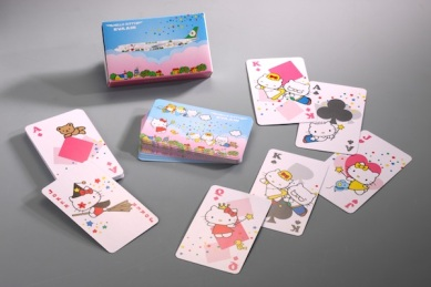 Bored? Entertain yourself with these exclusive playing cards!
