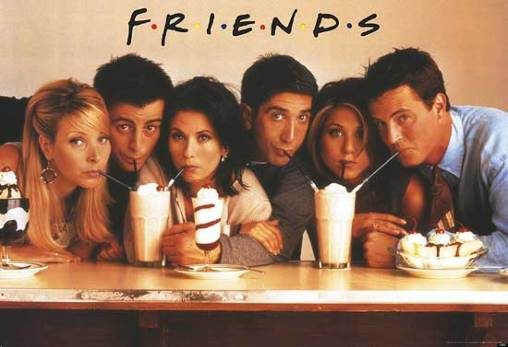Despite what the TV series depicts, I think men and women can be friends without wanting to sleep with each other.