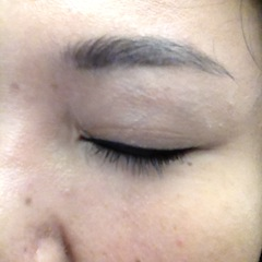 No va-va-voom effect but I love that my lashes look soft and lush.