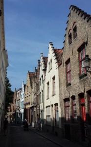 Bruges, Alain's hometown