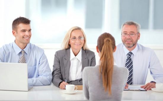 material world_job interview 2