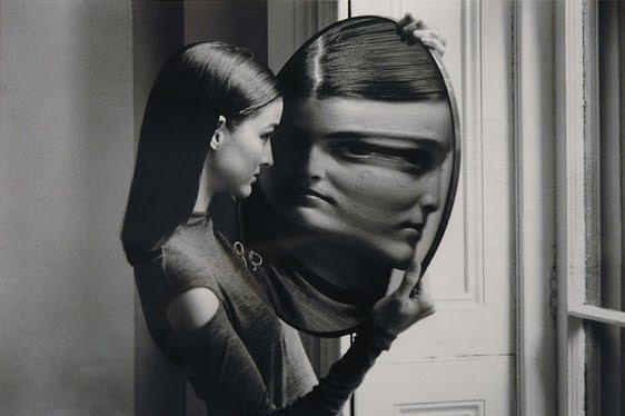 The world is a mirror