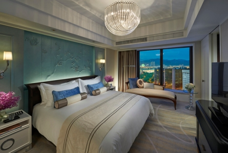 MOTPE City Suite Bedroom 都會套房臥室
