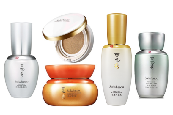 Win 1 hamper containing all five iconic Sulwhasoo products in full sizes!